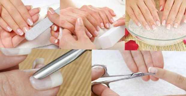 как правильно делать обрезной маникюр чтобы не образовалось заусенцев