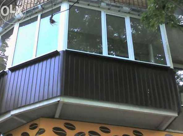 Ремонт и отделка балконов в Черкассах, предлагаю, услуги, ре.